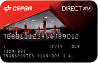 TARGETA STAR DIRECT DE CEPSA