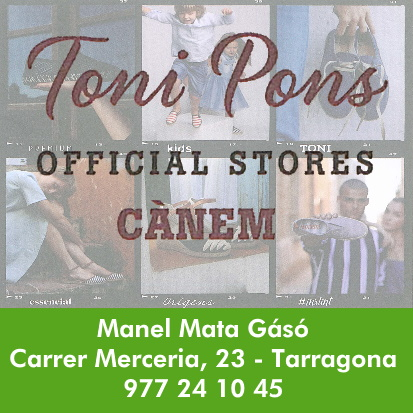 TONI PONS OFFICIAL STORES